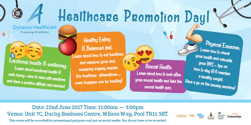 Healthcare Promotion Day